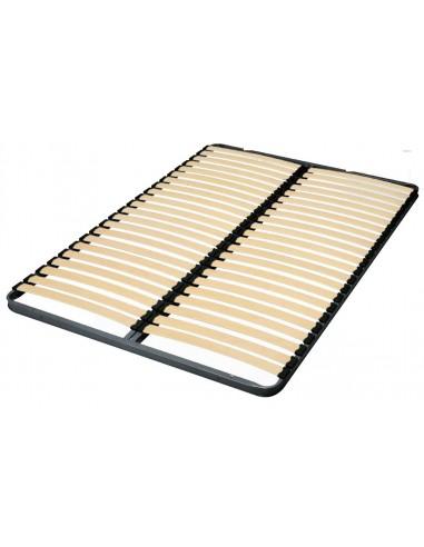 Cadre Latte EBAC 140x190 221 QUALILATTES REF221140X190