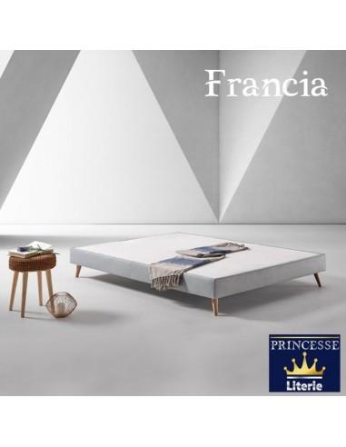 Sommier FRANCIA marque PRINCESSELITERIE